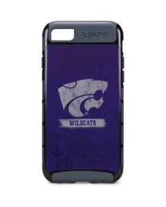 Kansas State Wildcats Distressed iPhone 8 Cargo Case