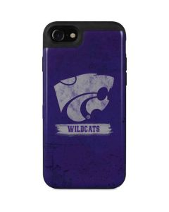 Kansas State Wildcats Distressed iPhone SE Wallet Case