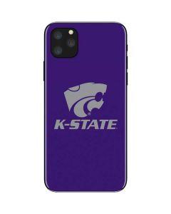 Kansas State Wildcats iPhone 11 Pro Max Skin