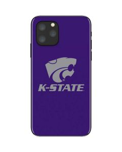 Kansas State Wildcats iPhone 11 Pro Skin