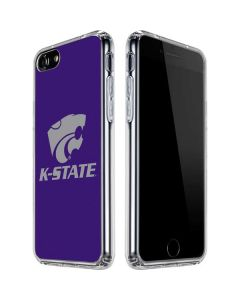 Kansas State Wildcats iPhone SE Clear Case