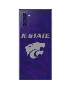 Kansas State Wildcats Pattern Galaxy Note 10 Skin