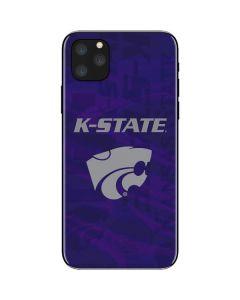 Kansas State Wildcats Pattern iPhone 11 Pro Max Skin