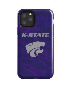 Kansas State Wildcats Pattern iPhone 11 Pro Impact Case