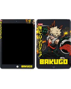 Katsuki Bakugo Apple iPad Skin