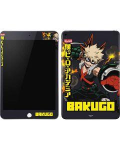 Katsuki Bakugo Apple iPad Mini Skin