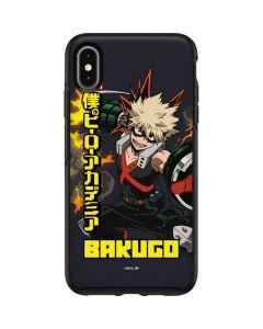 Katsuki Bakugo Otterbox Symmetry iPhone Skin