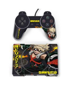 Katsuki Bakugo PlayStation Classic Bundle Skin