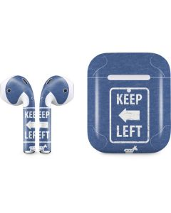 Keep Left Apple AirPods 2 Skin