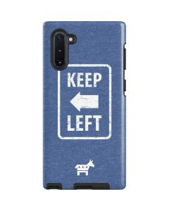Keep Left Galaxy Note 10 Pro Case