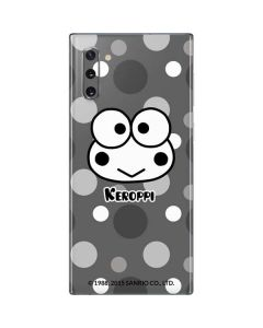 Keroppi Black and White Galaxy Note 10 Skin