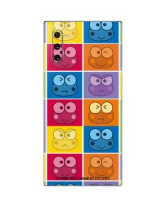 Keroppi Colorful Galaxy Note 10 Skin