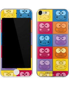 Keroppi Colorful Apple iPod Skin