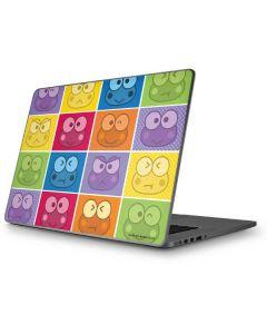 Keroppi Colorful Apple MacBook Pro 17-inch Skin