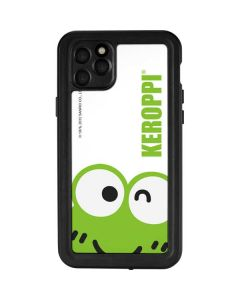 Keroppi Cropped Face iPhone 11 Pro Max Waterproof Case