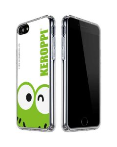 Keroppi Cropped Face iPhone SE Clear Case