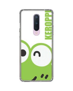 Keroppi Cropped Face OnePlus 8 Clear Case