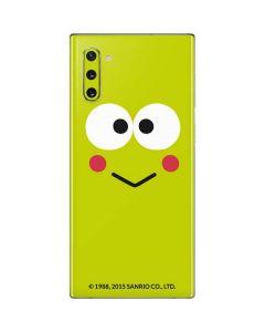 Keroppi Galaxy Note 10 Skin
