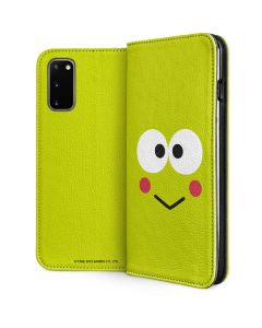 Keroppi Galaxy S20 Folio Case