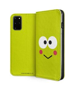 Keroppi Galaxy S20 Plus Folio Case