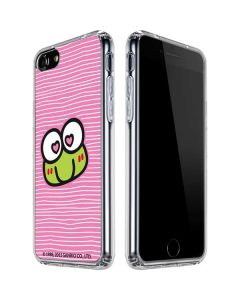Keroppi Heart Eyes iPhone SE Clear Case