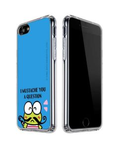 Keroppi I Mustache You A Question iPhone SE Clear Case