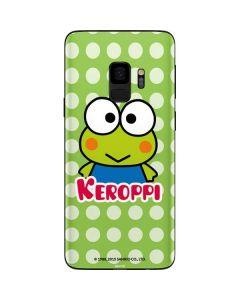 Keroppi Logo Galaxy S9 Skin