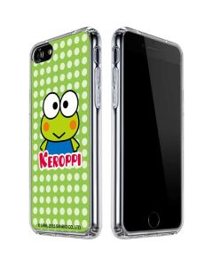Keroppi Logo iPhone SE Clear Case