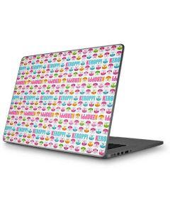 Keroppi Multi-Colored Wallpaper Apple MacBook Pro 17-inch Skin