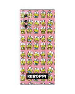 Keroppi Multiple Galaxy Note 10 Skin
