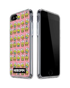 Keroppi Multiple iPhone SE Clear Case