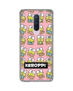 Keroppi Multiple OnePlus 8 Clear Case