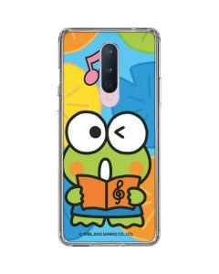 Keroppi Musical Citrus OnePlus 8 Clear Case