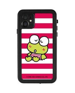Keroppi Sleepy iPhone 11 Waterproof Case