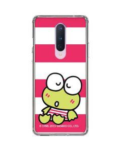 Keroppi Sleepy OnePlus 8 Clear Case