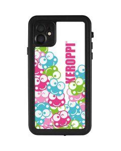 Keroppi Winking Faces iPhone 11 Waterproof Case