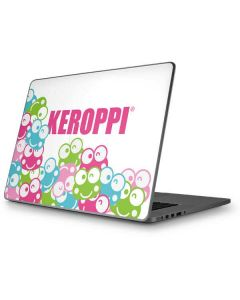 Keroppi Winking Faces Apple MacBook Pro 17-inch Skin