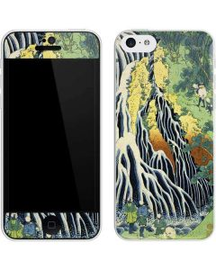 Kirifuri Falls in Kurokawa Mountain iPhone 5c Skin
