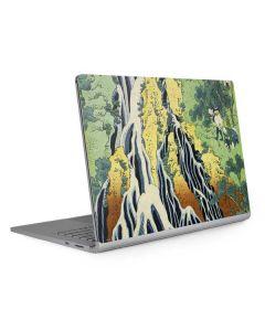 Kirifuri Falls in Kurokawa Mountain Surface Book 2 15in Skin