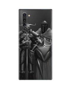 Knights Galaxy Note 10 Skin