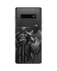 Knights Galaxy S10 Plus Skin