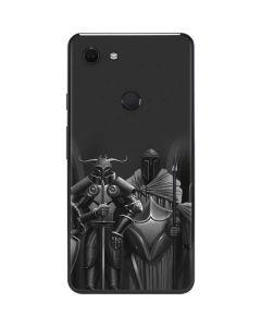 Knights Google Pixel 3 XL Skin