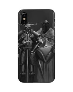 Knights iPhone XS Max Lite Case