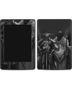 Knights Amazon Kindle Skin