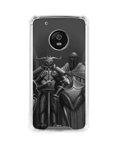 Knights Moto G5 Plus Clear Case