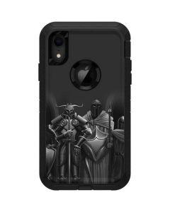 Knights Otterbox Defender iPhone Skin