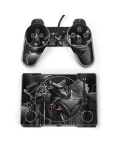 Knights PlayStation Classic Bundle Skin