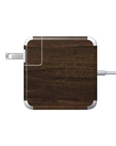 Kona Wood 85W Power Adapter (15 and 17 inch MacBook Pro Charger) Skin