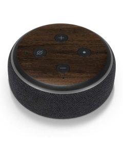 Kona Wood Amazon Echo Dot Skin