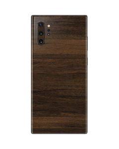 Kona Wood Galaxy Note 10 Plus Skin